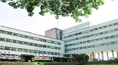Tata Institute of Fundamental Research in Mumbai. (Source: Express photo)