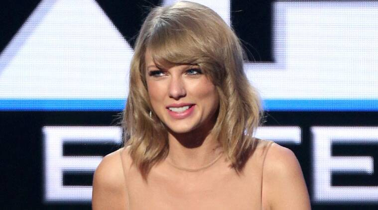 """Love is still very interesting to me as a writer,"" says Taylor Swift. (Source: AP)"