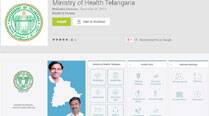Telangana Government launches healthcare app for health ministry