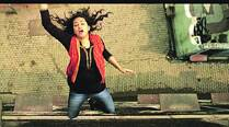 The big plunge: Sonakshi Sinha falls off a five storey building