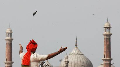 Narendra Modi to Sant Rampal: The best of Indian Express photos