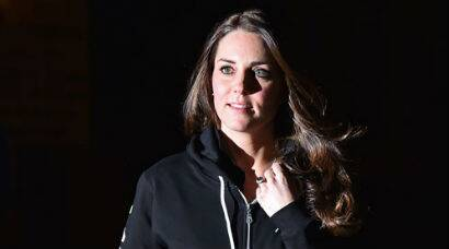 Duchess of Cambridge, Kate Middleton goes de-glam