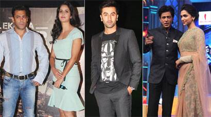 Google Year in Review: Salman, Katrina, SRK most searched actors
