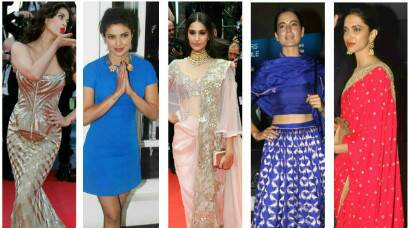 PHOTOS: Best Dressed of 2014: Aishwarya, Sonam, Deepika, Priyanka, Kangana