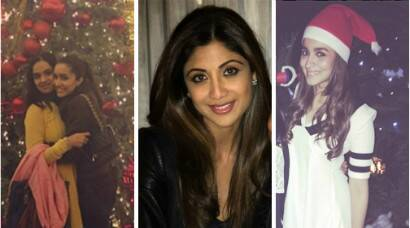 Here's how Alia, Shilpa, Bipasha, Shraddha celebrated Christmas