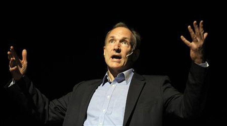 World Wide Web inventor Tim Berners-Lee (Source: Reuters)