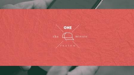 The One Minute Review: Xiaomi RedmiNote