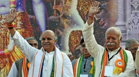 I am not against minorities: Praveen Togadia