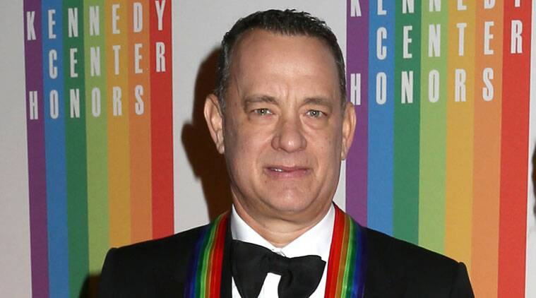 Tom Hanks has been feted in Washington as recipients of this year's Kennedy Center honours. (Source: AP)