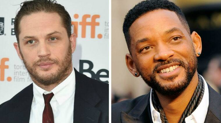 Will Smith and Tom Hardy have joined the cast of 'Suicide Squad'. (Source: AP)