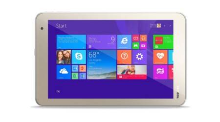 Toshiba launches Windows 8.1 WT-8 tablet at Rs 15,490