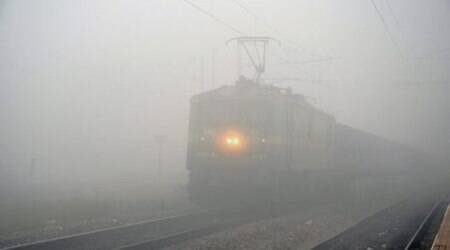 Foggy weather disrupts train operations; 45 cancelled, 16 running late