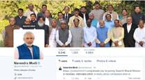 Govt@social media: Home Ministry tops Twitter, MEA on Facebook