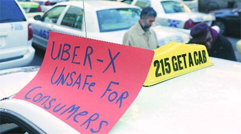 The court must rather devote singular attention to whether a reasonable taxi-aggregator service would allow a suspected rapist to work as a cab driver.