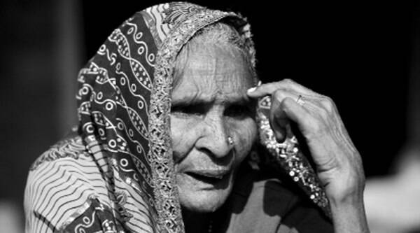 """""""He threatened to leave at any talk of helping in fields,"""" says mother Ganga Devi."""