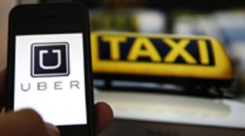 Uber Admits Some Cab Drivers Don T Have Badges The Indian Express