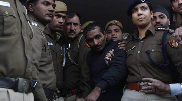 Shiv Kumar Yadav was arrested on Sunday.