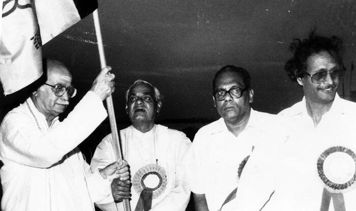Image result for Atal Bihari Vajpayee and rss