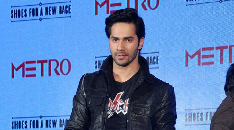 """Actor Varun Dhawan says it's """"irritating"""" to hear about rape incidents in the country."""