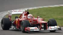 Formula One: Sebastian Vettel lives childhood dream atFerrari