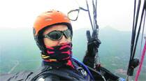 43-yr-old to participate in his third World Paragliding Championship in Columbia in January