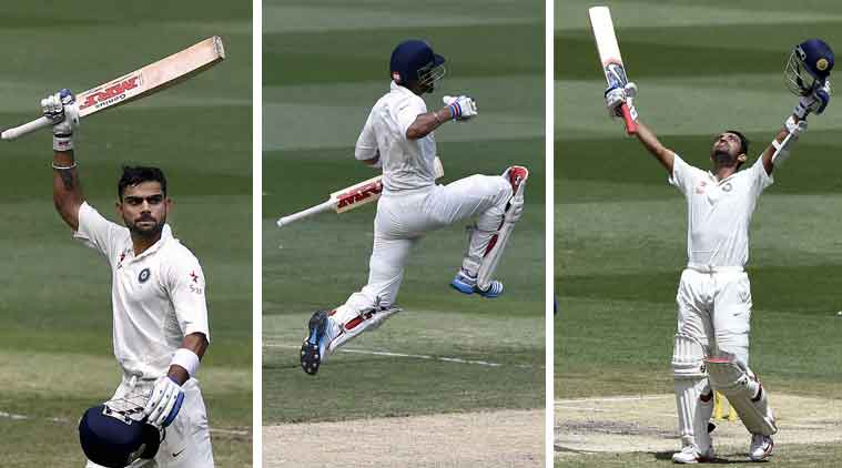 Kohli-Rahane special lights up MCG