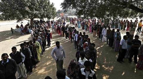 How people voted in the 2014 Lok Sabha elections. (Source: Reuters photo)