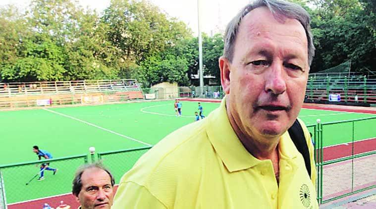 Terry Walsh, Walsh, Hockey India, India Hockey, Hockey