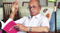 B G Verghese, former Express editor and civil rights advocate, dies at87