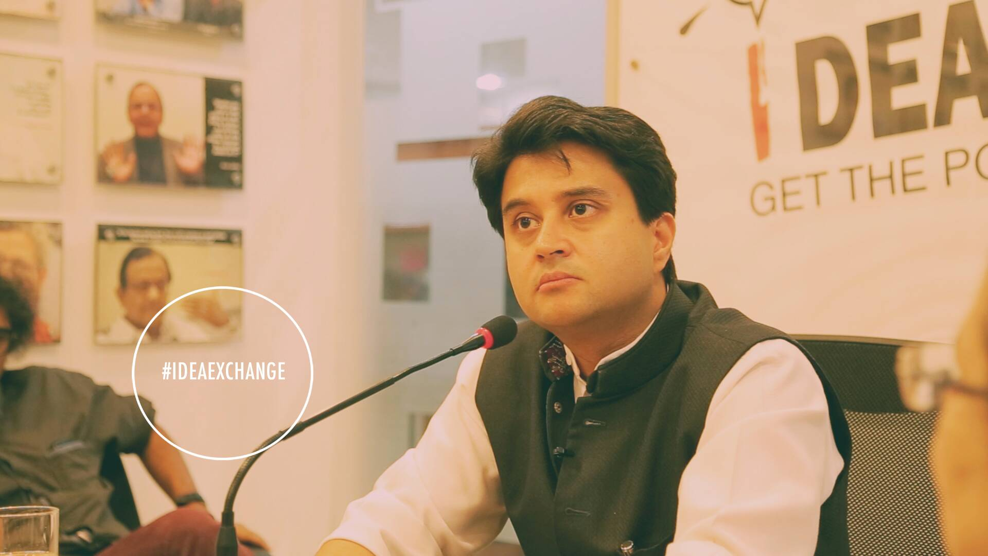 A lot of churning is going on: Scindia on the Congress and the wayforward