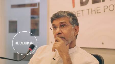 Kailash Satyarthi on how NGOs are funded