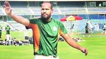 Provoked Pathan 'slaps' spectator; faces fine, ban