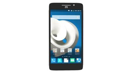 ZTE launches Grand S II smartphone at Rs 13,999 on Amazon.in