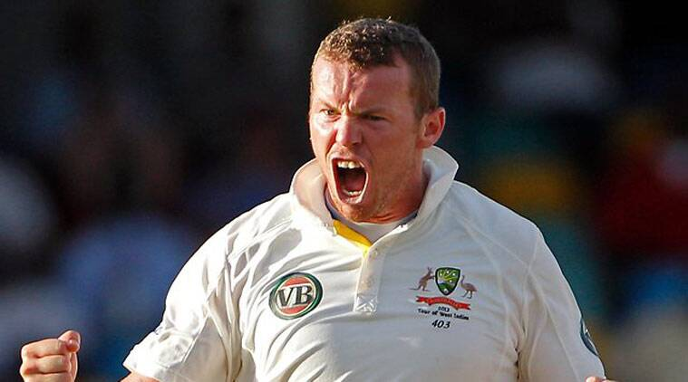 Peter Siddle, Phil Hughes