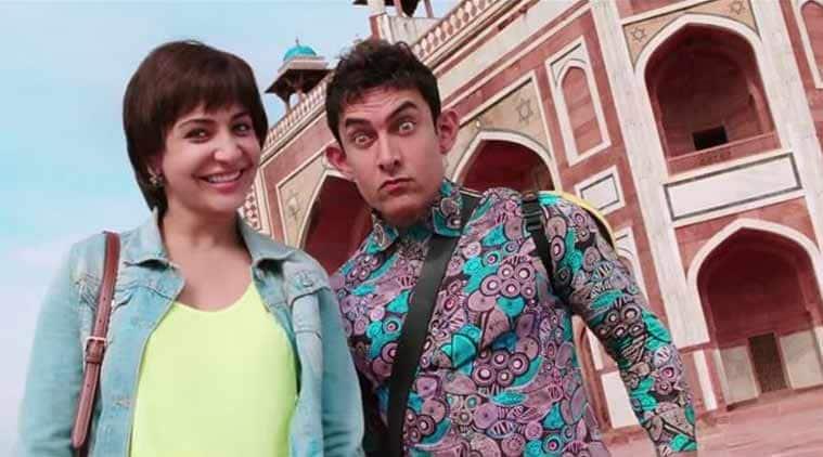 Aamir Khan, PK, Aamir Khan PK, Aamir Kha 2015, highest grossing movie,