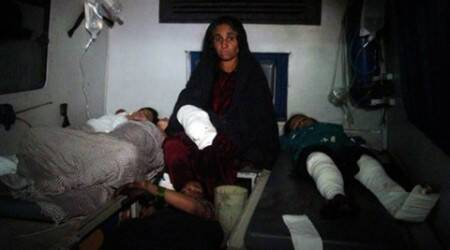 Explosion in Afghanistan police station; 3 killed, 17 wounded