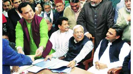 Legislative council: SP protests 'harassment' of panchayat chairs, block chiefs