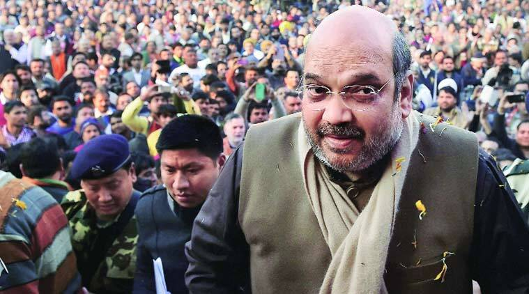 Image result for Amit Shah rally rally