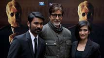 Amitabh Bachchan justifies title of R Balki's 'Shamitabh'