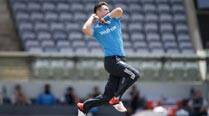 England's James Anderson doubtful for tri-series opener against Australia