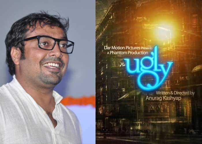 Anurag Kashyap (Ugly)