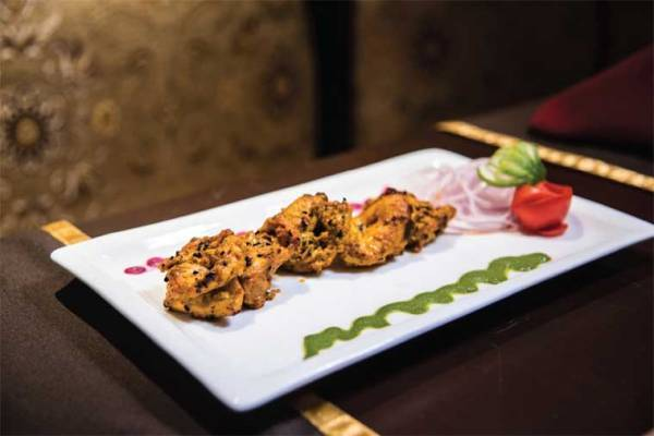 Indian Grill Company Appetizer (Source: IANS)