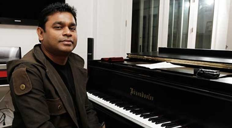 A R Rahman took to his official Twitter page to promote the annual World Interfaith Harmony Week (WIHW) to be held in the first week of February.
