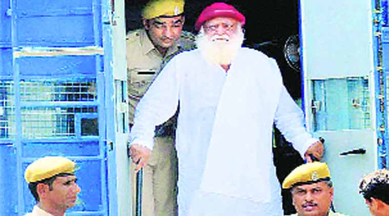 Asaram has been charged with rape, illegal confinement and hatching conspiracy. ( Source: PTI File Photo)