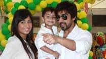 Ashish Chowdhry names his twin daughters Salara,Sammah