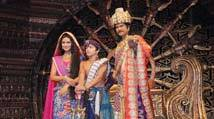 First look of much-awaited TV serial 'Chakravartin Ashok Samrat' launched
