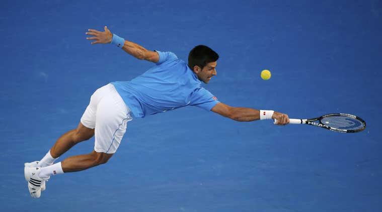 Australian Open 2015 It S Novak Djokovic Vs Stanislas Wawrinka In The Semis Sports News The Indian Express
