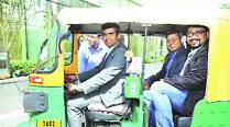 Bangalore gets humble auto-rickshaws on call as startups join mobile apprace