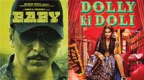 'Baby' beats 'Dolly ki Doli' in box office race