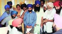 BJP, Bains group stage protest, term Mayor's nomination 'illegal'